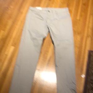 Calvin Klein grey pant brand new
